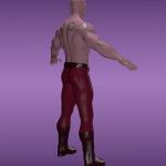 Super Soldier Back