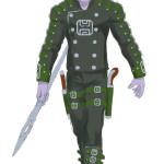 eComic Concept Art: Sylen Benevolen 2F