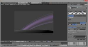 Planetary Rings in Blender 2