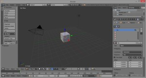 Blender Default Cube