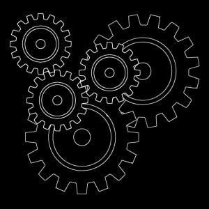 Cog Wheel Pattern
