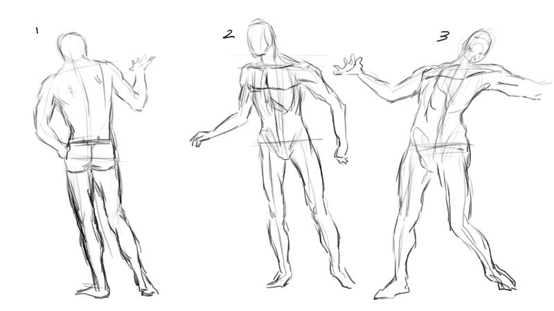 male figure archives