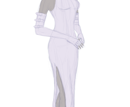 Lady Umia Yulon V2 Redesign Part 5