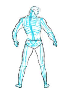 Skeleton Tracing