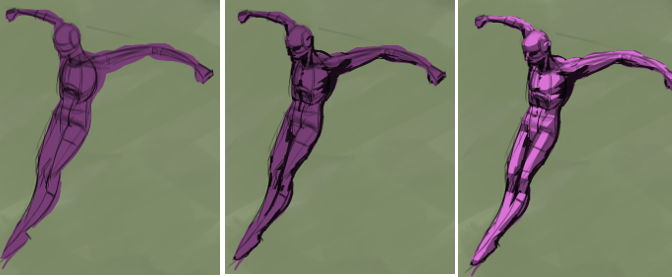 Process For Painting The Human Figure 2