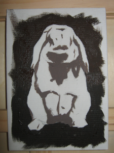 Acrylic3Rabbit3