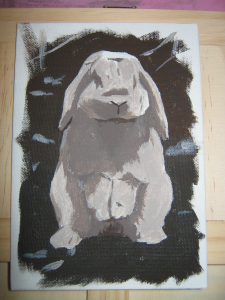 Acrylic3Rabbit4